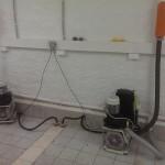 Pompy Cattani Turbo Smart w Zakładzie Stomatologii Zachowawczej Przedklinicznej i Endodoncji Przedklinicznej