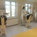 Unity Linea Esse z fantomami w Zakładzie Stomatologii Zachowawczej Przedklinicznej i Endodoncji Przedklinicznej